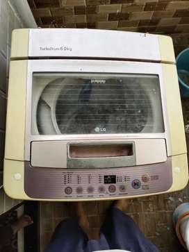 LG 6KG Fully Automatic Washing Machine