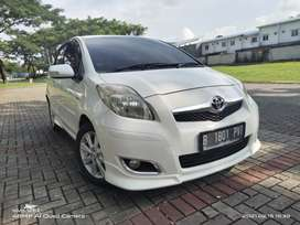 TOYOTA YARIS 1.5 S LIMITED MATIC 2011 #ggninecars