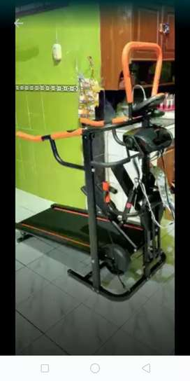 Treadmil manual 7 fungsi56