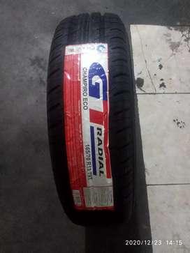 Ban GT radial Champiro ECO ukuran 165*70 R13 bisa buat Ayla Datsun go