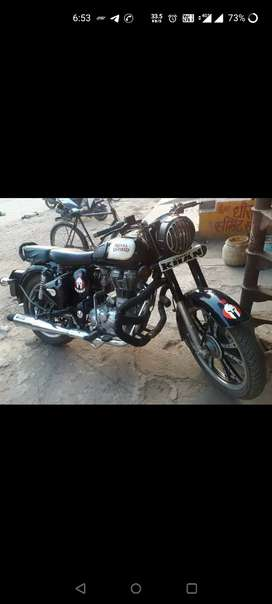 Royal Enfield 350 classic well Condition