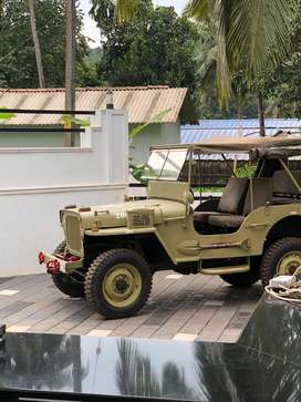 Oginal Willys Jeep