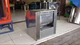 Alat Mixer Pencampur Adonan Bakpao Horizontal Murah
