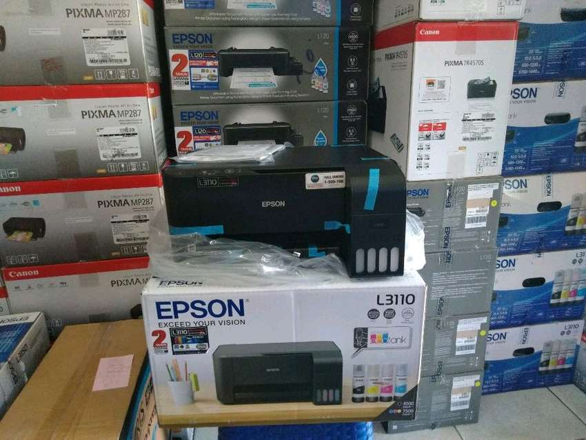 printer Multi EPSON copy scanner printer garansi 2 tahun 0