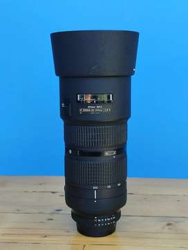Lensa Tele Nikon AFD 80-200 F2.8 ED Gen 3 (tajam Bokeh abis)