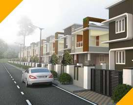 125% quality compared to the market- 4 BHK Villas for Sale