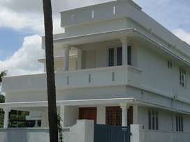 3.850 CENT WITH 1,450 SQUARE FEET 2 YEAR OLD VILLA FOR SALE AT VENNALA