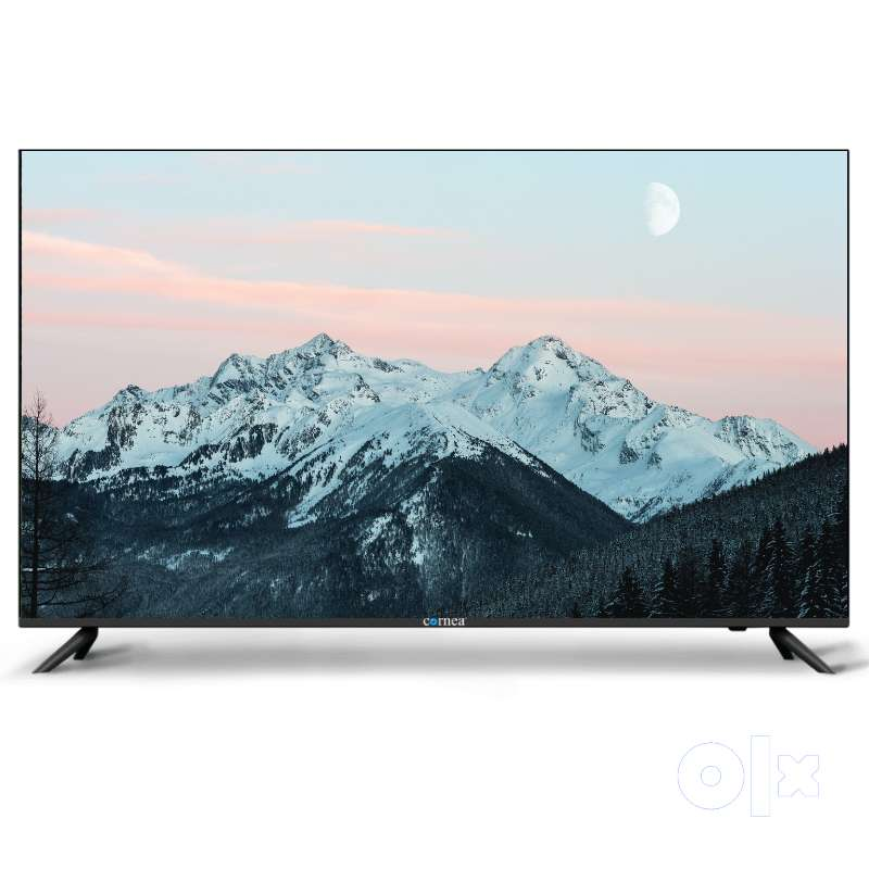 Brand New Cornea 55 Inch Android TV with 1+1 year warranty
