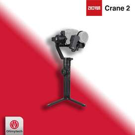 Zhiyun Crane 2 With Free Follow Focus Motor
