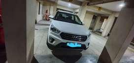 Creta 1.6 SX Diesel 2017 Manual White