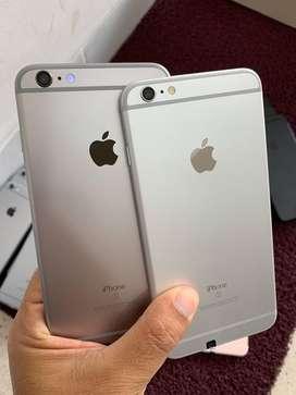 IPhone 6S Plus 64Gb Mulus - Garansi 1 bulan
