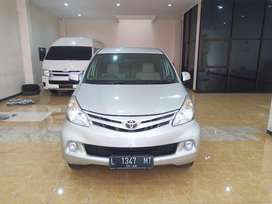 Toyota Avanza E 1.3 2015 Manual/MT Silver
