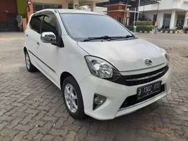 Toyota Agya G manual 2014