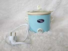 Baby Safe Baby Food Maker Steam, Blend, Serve Mesin Makanan Bayi