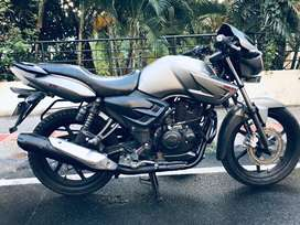 Very Good Condition Apache Rtr 160