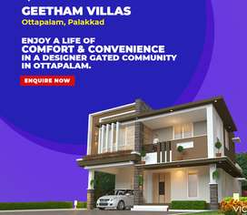 East Ottapalam  - Few Villas Left !! Hurry Up