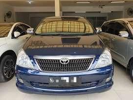 INNOVA 2.0 G 2005 MANUAL BIRU #ToyotaInnova #Inova #KijangInova