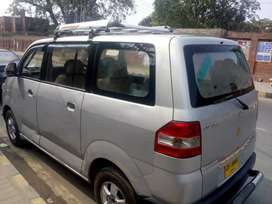 Suzuki apv with comfortable seats in City and out of town rent Rs 5000