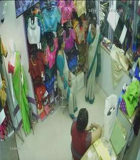 Required experienced( lady )for tailoring maintenance &  bookings