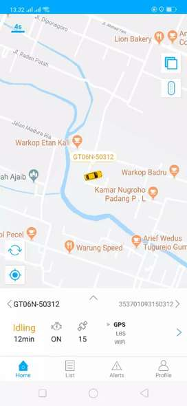 GPS MOTOR / MOBIL SERVER LIFETIME
