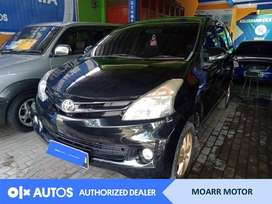 [OLX Autos] Toyota Avanza 1.5 G Bensin MT 2011 Hitam #Moarr Motor