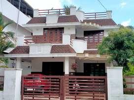 thrissur mukatukara 9 cent 4 bhk villa
