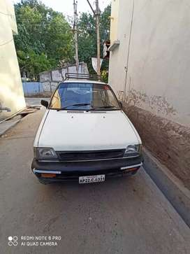 Maruthi Suzeki 800 Good Condition,