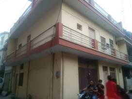100 YARD CORNER DOUBLE STROY HOUSE 70 LAC (NEHRU NAGAR GARH ROAD)