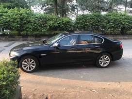 Bmw 520d car is in very good condition