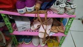 rak sepatu plastik
