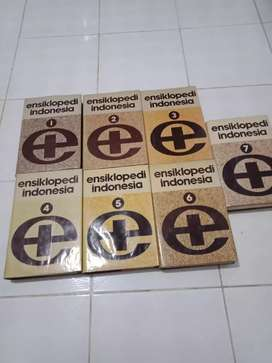 Ensiklopedia bahasa Indonesia