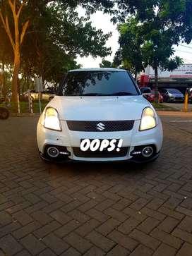 *Promo akhir tahun* Suzuki swift GT3 at 2012