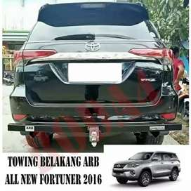 Towing Bar ARB Towing Derek Fortuner