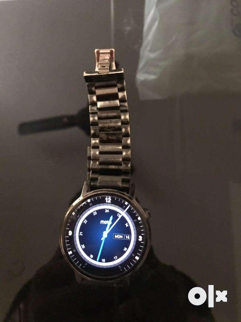 Moto 360 2nd Gen Smartwatch 0