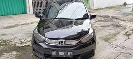 Honda Mobilio S MT 2018 hitam
