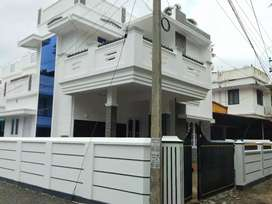 3 bhk 1200 sqft 3 cent new build house at varapuzha town near
