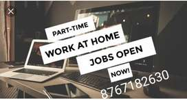 Full Time Part Time Home Based Data Entry  Job