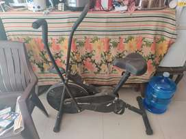 Reach Exercise Bike (used 4 times) (Purchased Oct 2020)