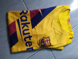 Jersey original barcelona bagus