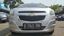 Chevrolet Spin 1.3 LTZ Diesel KM 60rb Manual Good Condition