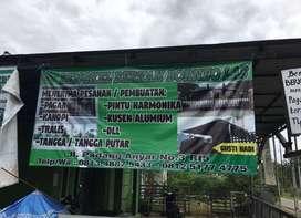 Bengkel Lass Berkahh Borneoo