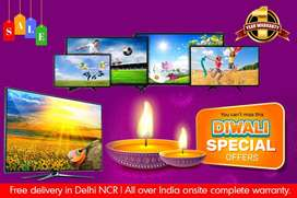 """Diwali Super Sale Offer! 24"""" to 65"""" New Led TV At Wholesale Rate"""