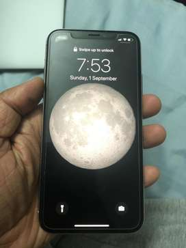 iPhone X 256 GB in Warranty