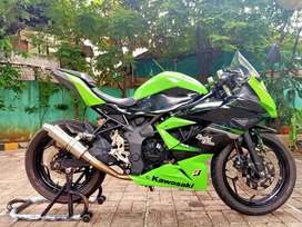 Di jual BU Kawasaki ninja SL mono 250cc
