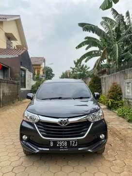 Toyota Grand New Avanza G 2018 Manual Abu-Abu