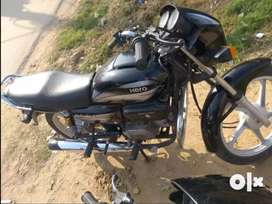 Old bike vehicle sale responsibility one hand use no problem