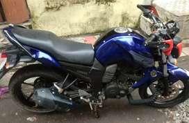 White n blue color