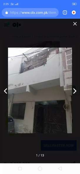 60 Yards House for Sale - Gulistan-e-Jouhar