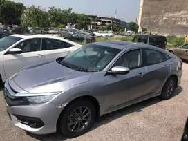 Honda civic. 2020 models available on rent in Karachi