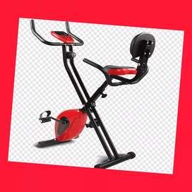 jual sepeda statis xbike excellent -442 alat fitnes demak
